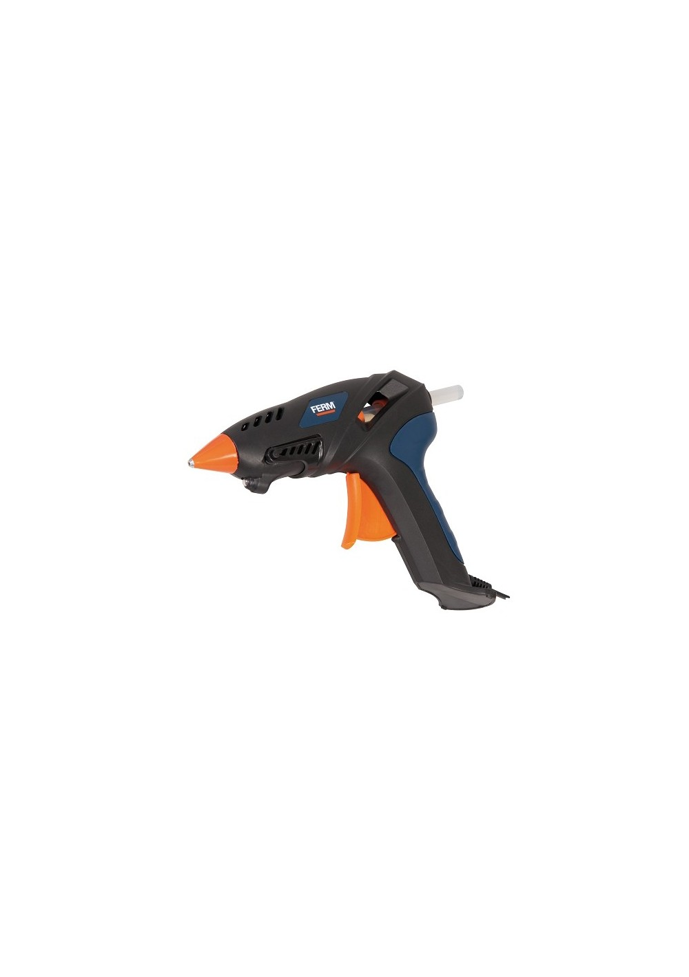 Pistola Incollatrice Con Luce Led 16W - 230V -   Accessori