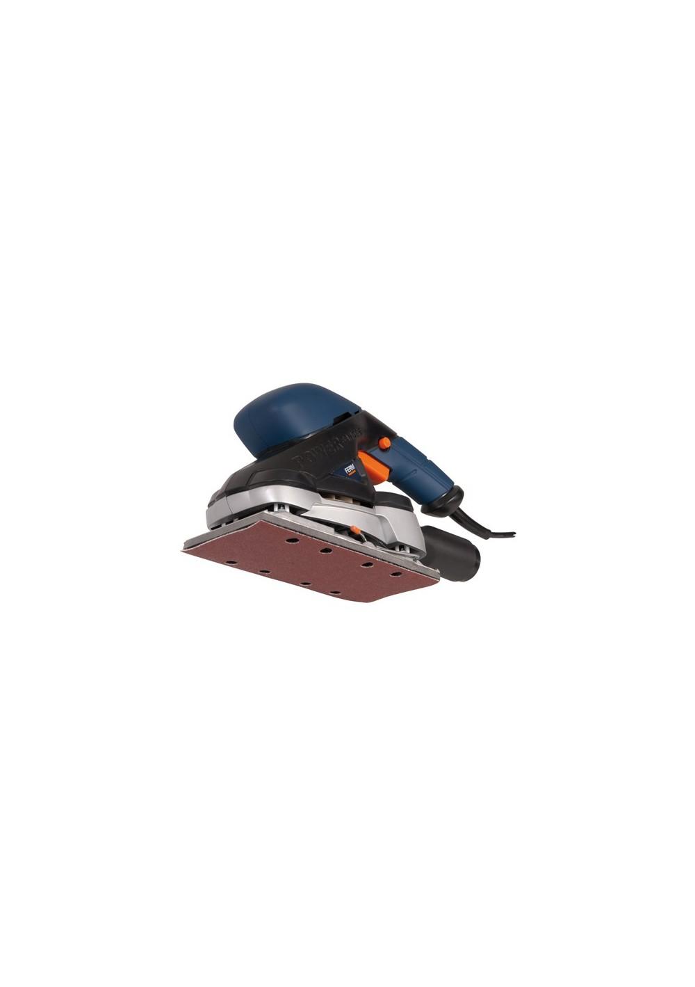 Levigatrice Orbitale 180W - Completa Di Accessori